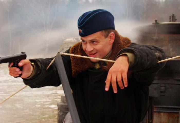 Михаил Евланов Небо в огне