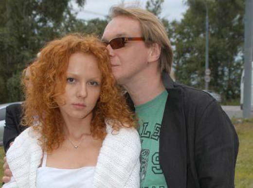 Михаил Горевой и Мария Саффо