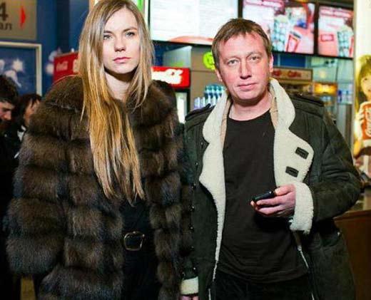 Михаил Трухин и Анна Нестерцова