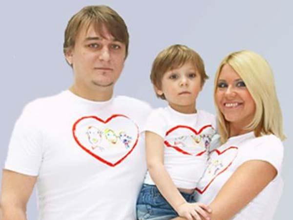 Настя Макаревич и Евгений Першин