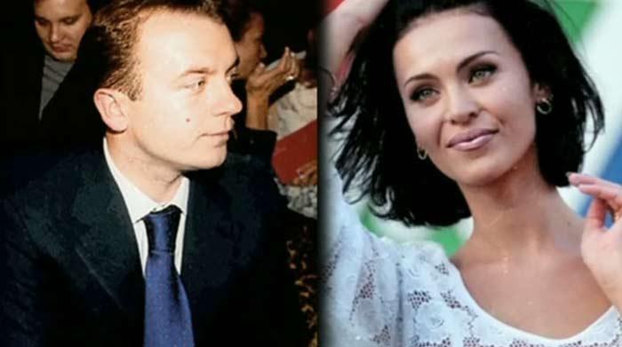 Наталья Лагода и Александр Карманов