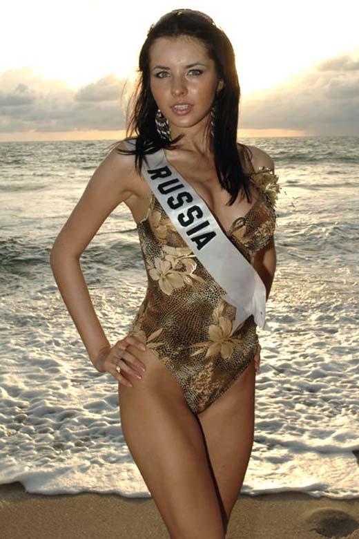 Наталья Николаева Мисс Вселенная-2005 2