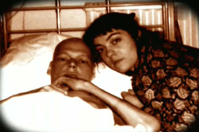 Никита Михайловский и вторая жена Екатерина 2