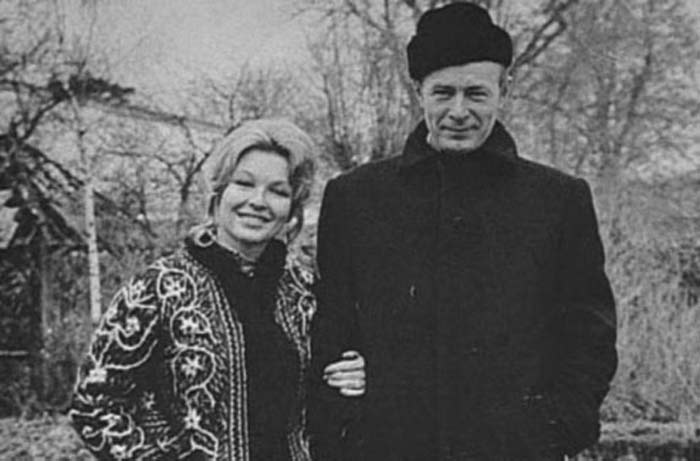 Николай Гринько с женой Айше