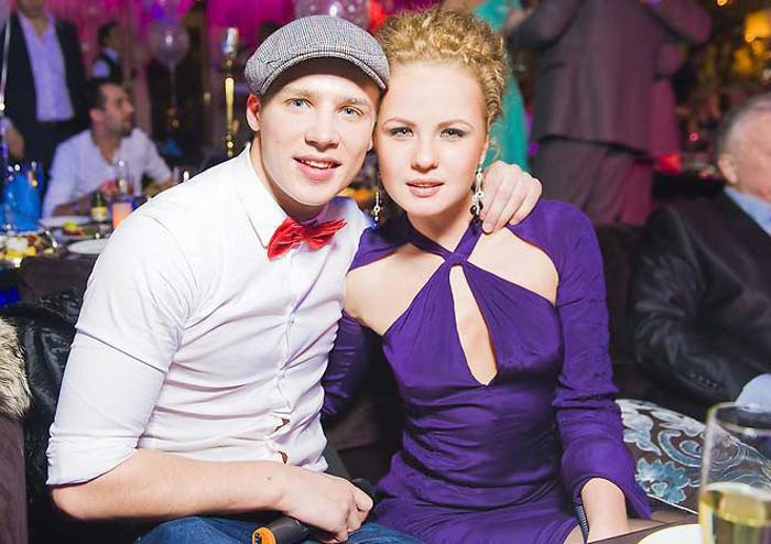 Олег Майами и Александра Харитонова
