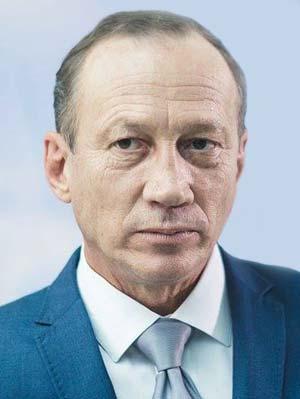 актер Олег Ткачев