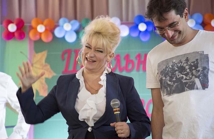Ольга Хохлова Выпускной