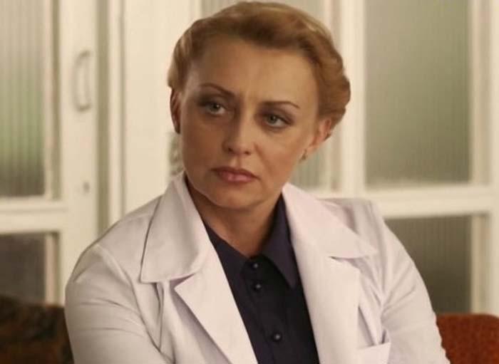 Ольга Сизова Врачиха