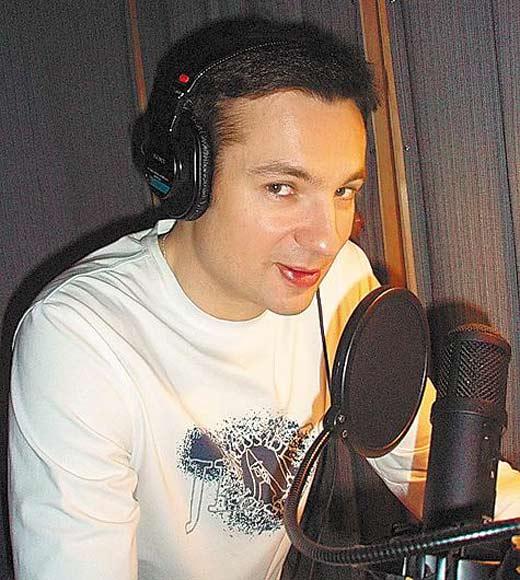 Павел Санаев сын Елены Санаевой