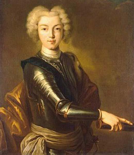 Петр II Алексеевич 2