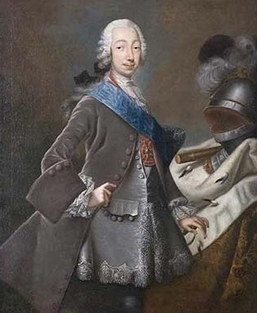 Петр III 3