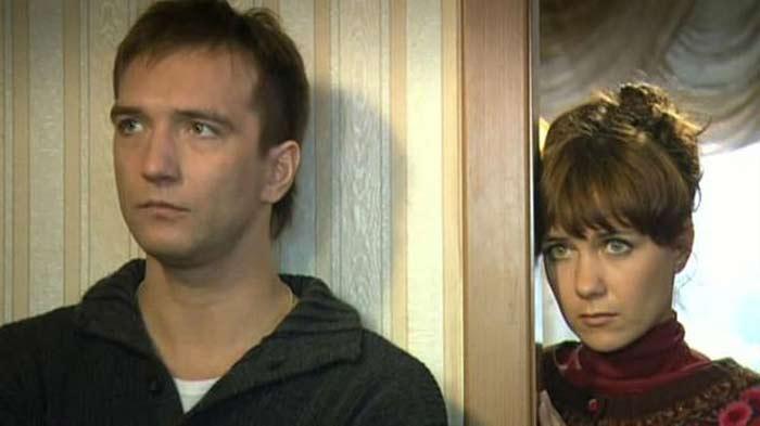 Пётр Красилов и Екатерина Климова