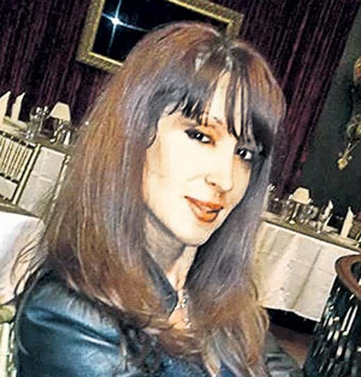 Полина дочь Александра Маршала