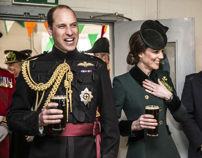 Принц Уильям и Кейт Миддлтон 2