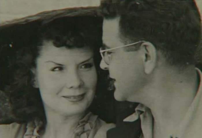 Рамон Меркадер и жена Ракель Мендоса