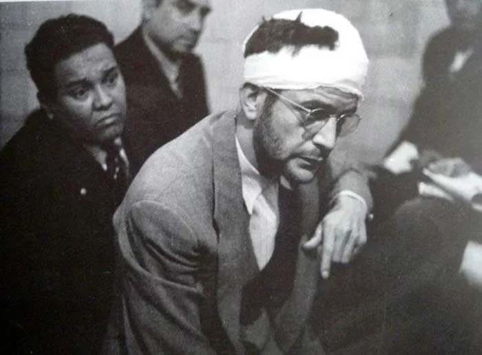 Рамон Меркадер во время заключения