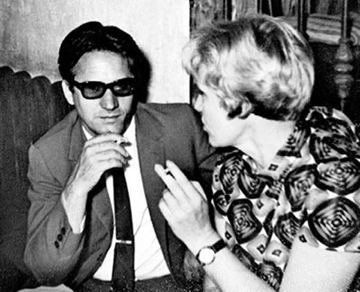 Римма Маркова и Хосе Гонсалес Мария Антонио