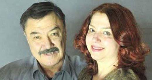 Рустам Сагдуллаев и жена Марина