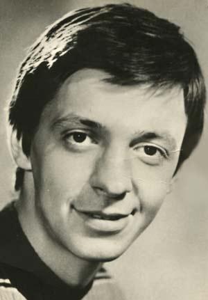 актер Сергей Иванов