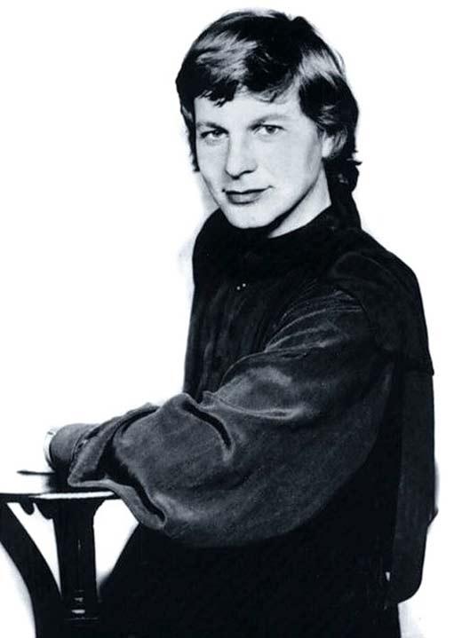 Сергей Колтаков в молодости
