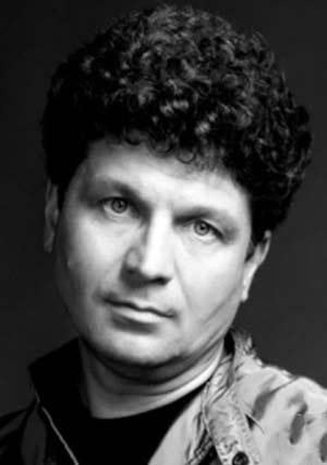 певец Сергей Минаев
