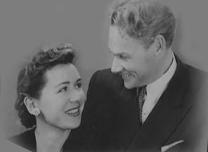 Сергей Столяров и жена Ольга Константинова