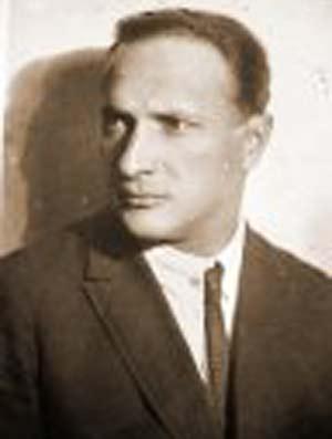 Шалва Барабадзе отец Александра Пороховщикова