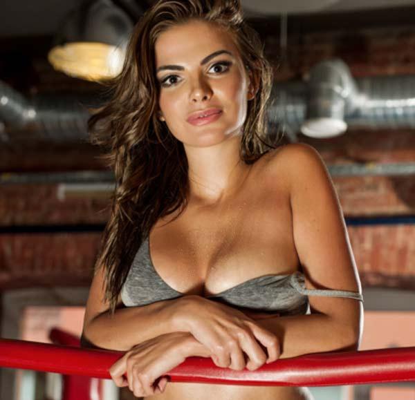 Софья Тартакова в Maxim 2