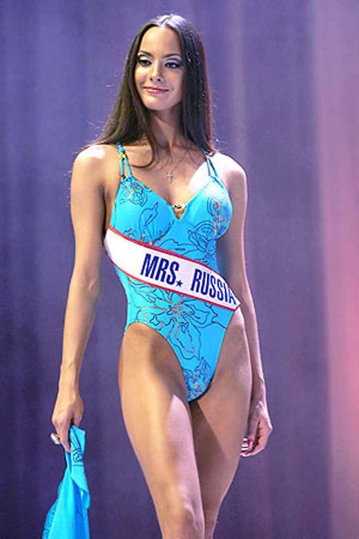 Софья Аржаковская Миссис мира 2006
