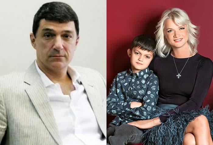 Светлана Хоркина и Кирилл Шубский
