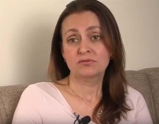 Светлана третья жена Вадима Мулермана
