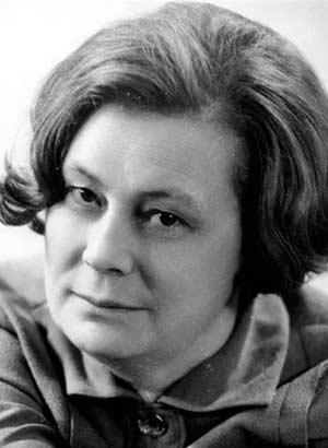 Тамара Алёшина