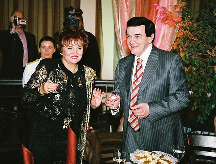 Тамара Синявская и Муслим Магомаев 5