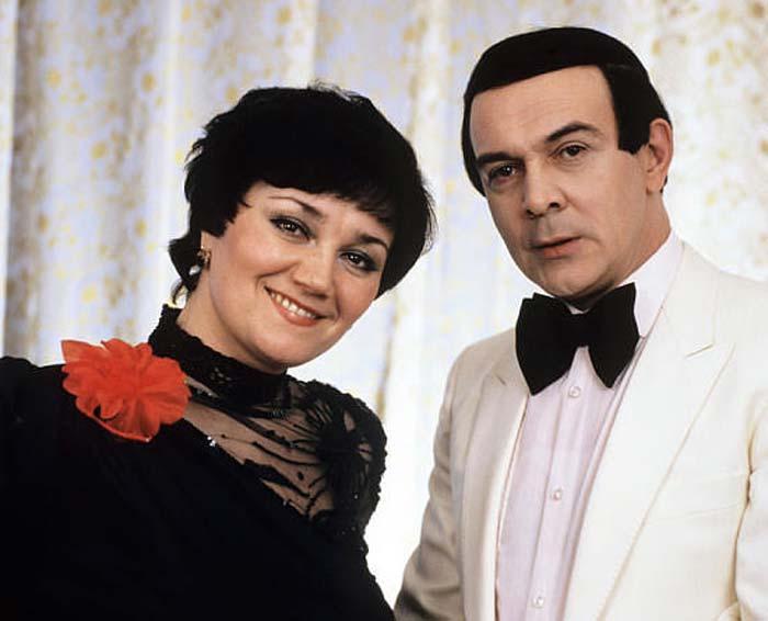 Тамара Синявская и Муслим Магомаев 7
