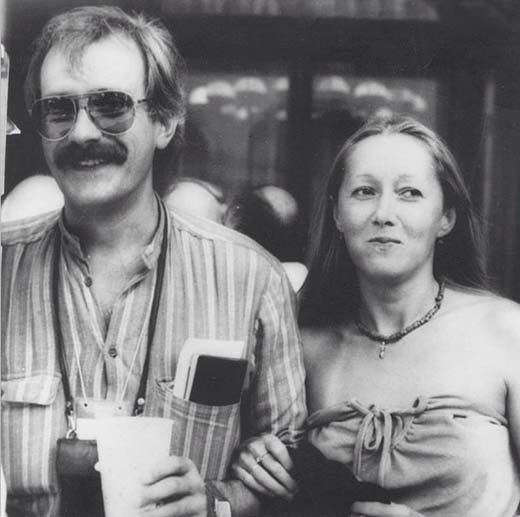 Татьяна Михалкова и Никита Михалков