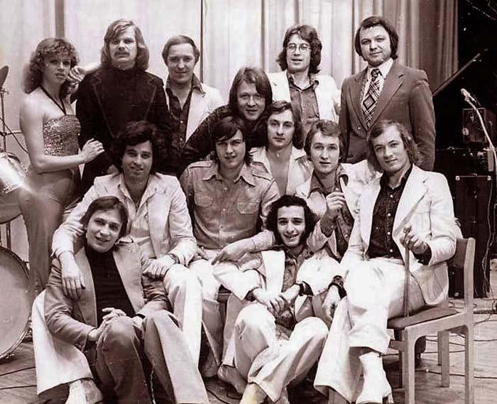 Фото группы самоцветы в молодости фото