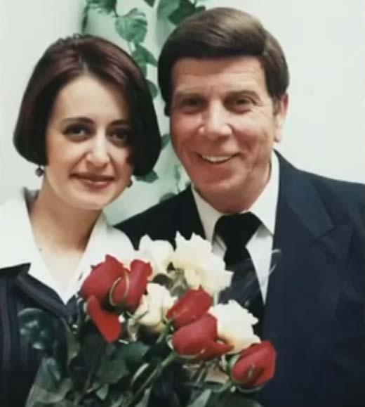 Вадим Мулерман и жена Светлана