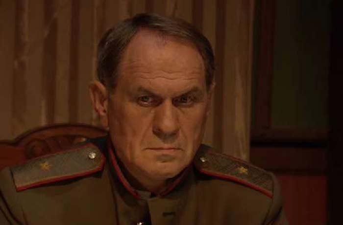 Валерий Афанасьев Смерть шпионам
