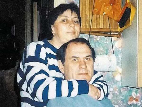 Валерий Афанасьев с женой Анной