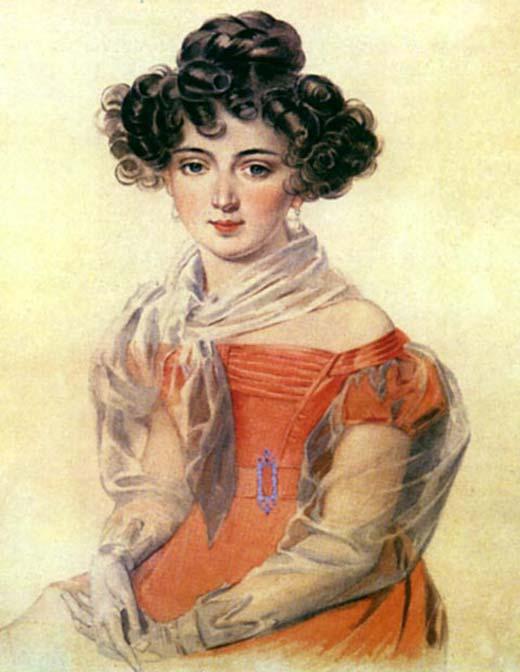 Варвара Нелидова любовница Николая I