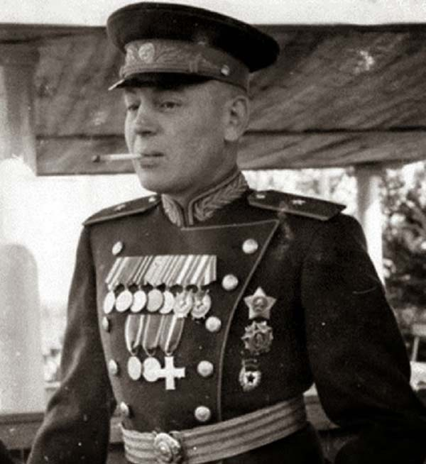 Василий Сталин 2