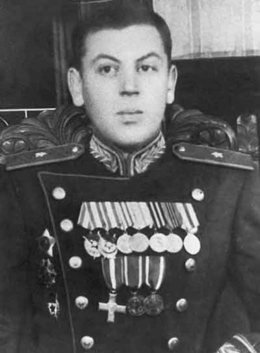 Василий Сталин 3
