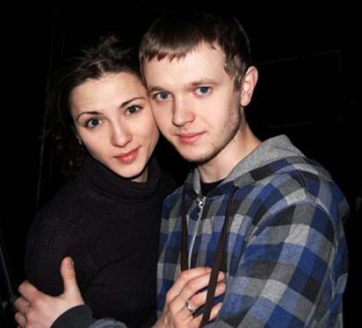 Вероника Пляшкевич и Андрей Сенькин