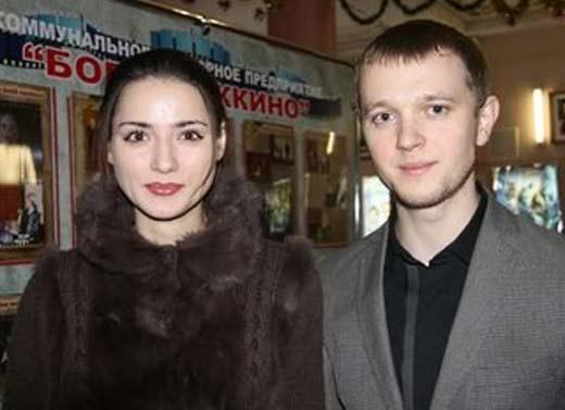 Вероника Пляшкевич и Андрей Сенькин 2