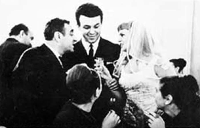 Иосиф Кобзон и Вероника Круглова