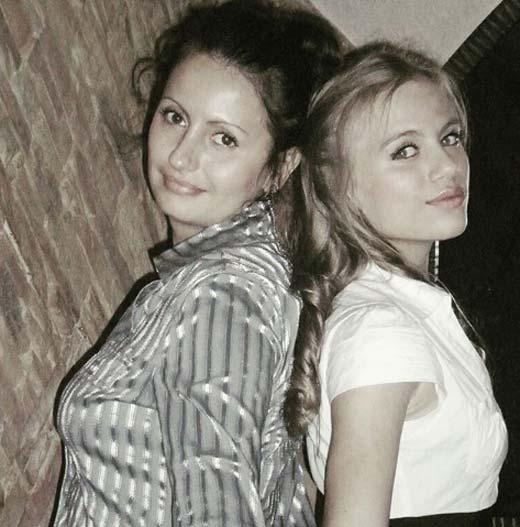 Виктория Клинкова и мама