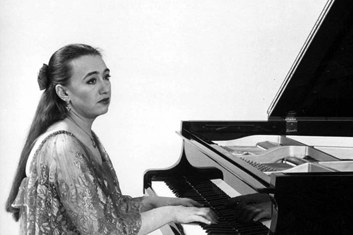 Виктория Постникова вторая жена Владимира Спивакова