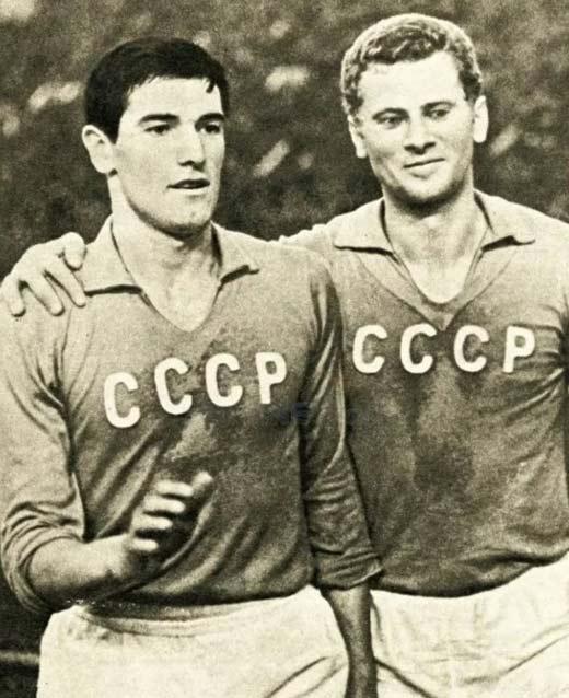 Валерий Воронин и Виктор Понедельник