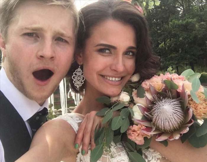 Вячеслав Чепурченко и жена Виктория 2