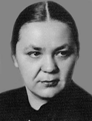 Валентина Телегина